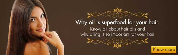 why oil is superfood for your hair