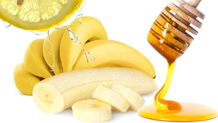 Banana Honey Face Pack