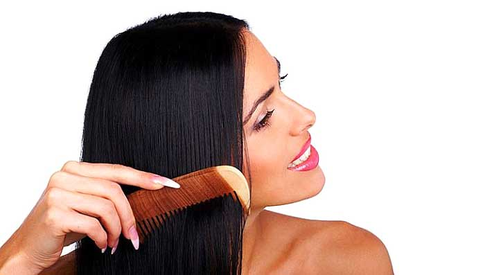 Brush Your Hair Well