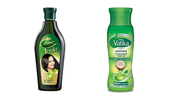 Dabur Hair Care Products for Long & Healthy Hair