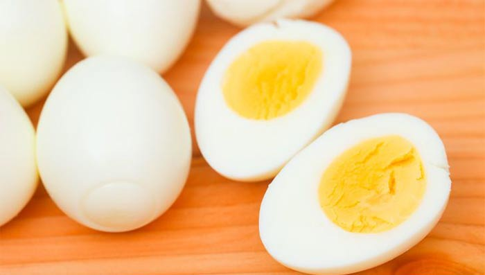 Egg to Prevent Hair Loss