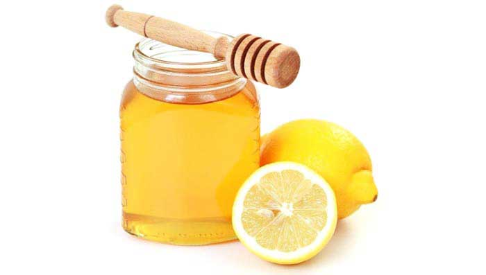 Honey & Lemon for Fair Skin