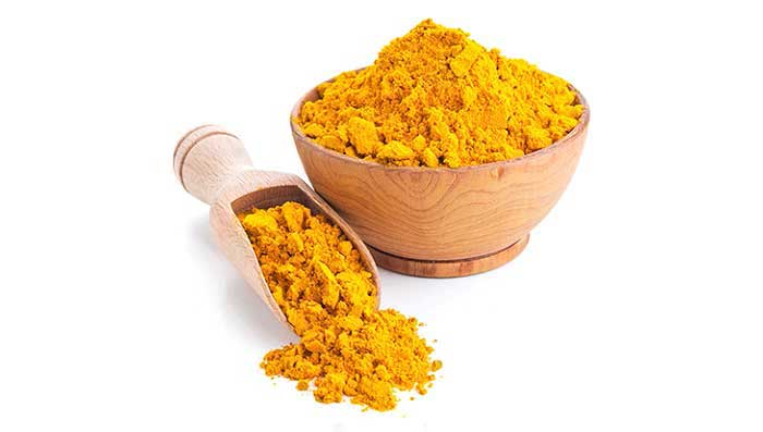 Turmeric for Whiter Skin