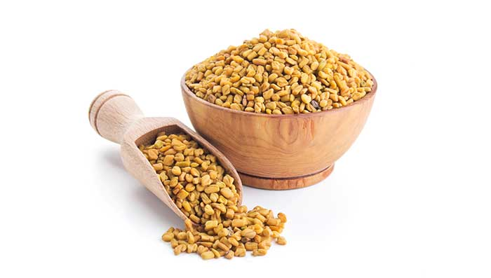Fenugreek Hair Mask to Prevent Hair Fall