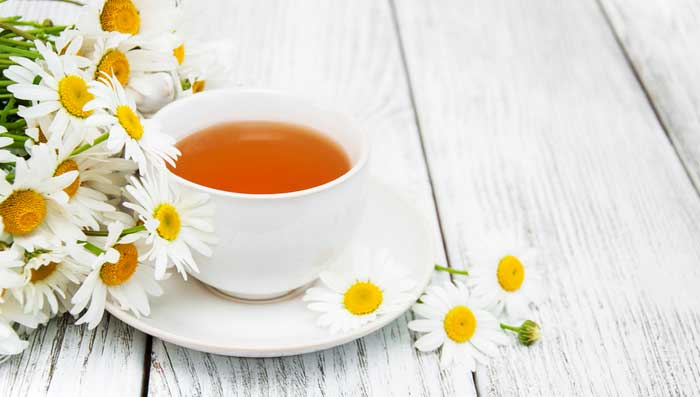 Chamomile Tea Face Pack for Fair & Glowing Skin