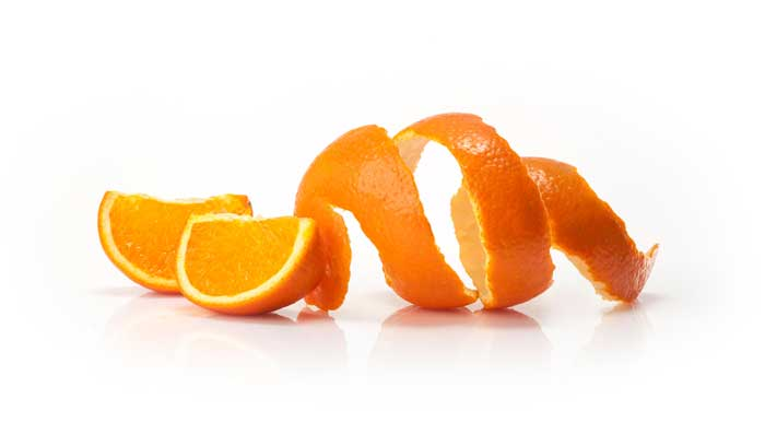 Orange Peel Face Pack for Glowing Skin