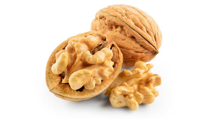 Walnuts for Glowing Skin