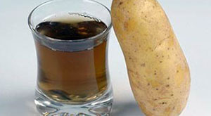 Potato juice to Control  Hair Fall and Hair Growth