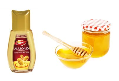 Honey & Almond Oil Hair Mask