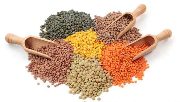 Lentils as an Excellent Hair Growth Food