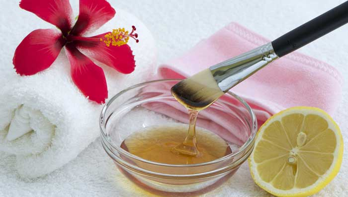 Honey & Lemon Face Pack