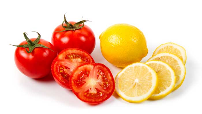 Tomato & Lemon Face Pack