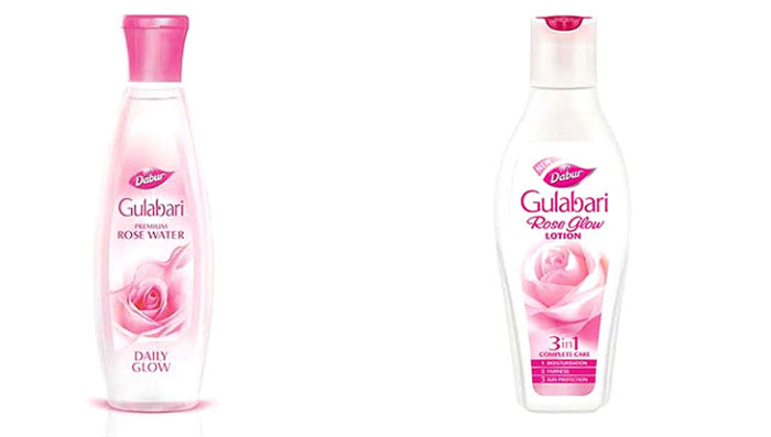 Dabur Gulabari Products for Glowing Skin