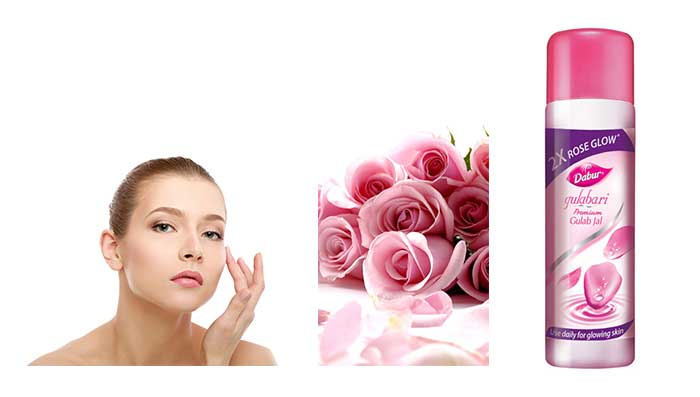 Rose Water For Fairer Skin Tone