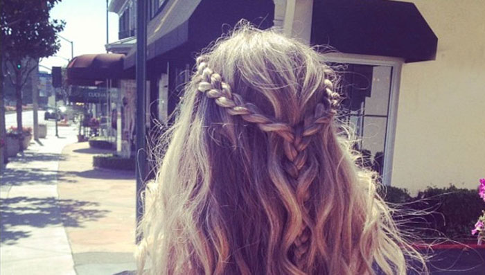The Boho Braid Hairstyle