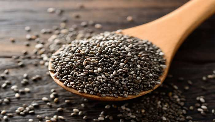 Benefits Of Chia Seeds For Skin