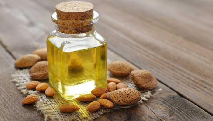 Миндальное масло и касторовое масло для отбеливания кожи маска для лица
