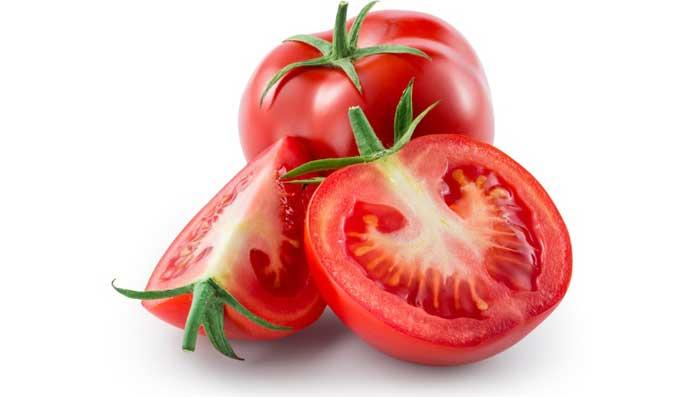 Tomato & Castor Oil Face Mask