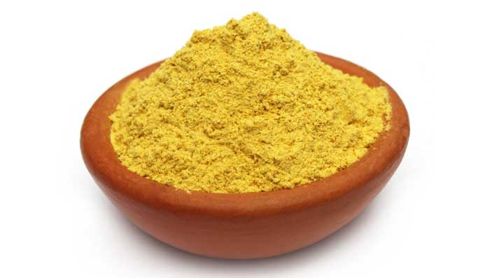 Gram Flour And Masoor Dal Face Pack For Acne Prone Skin