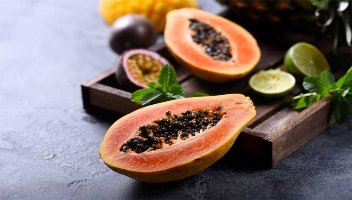 Papaya & Sugar Fruit Pack