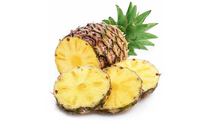 Pineapple And Honey Mask
