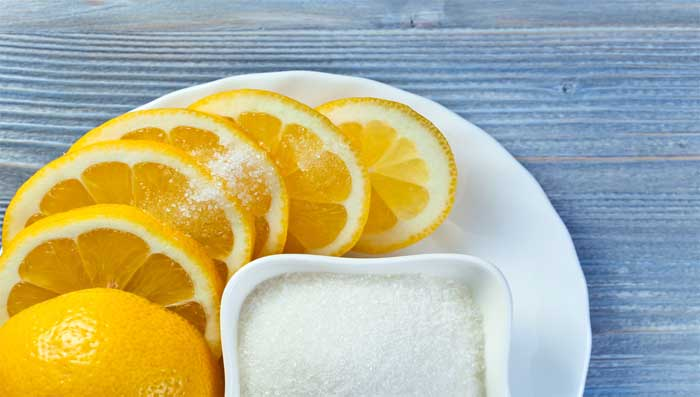 Lemon And Sugar Home Remedies To Remove Tan