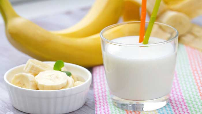 Banana And Milk Home Remedies To Remove Tan