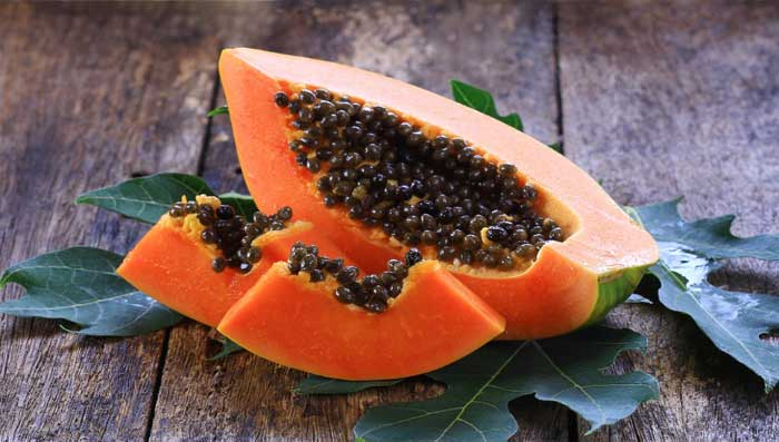 Papaya And Honey Mask To Remove Tan From Feet