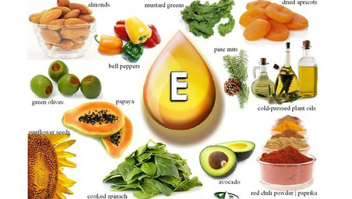 8 Benefits of Vitamin E for Skin