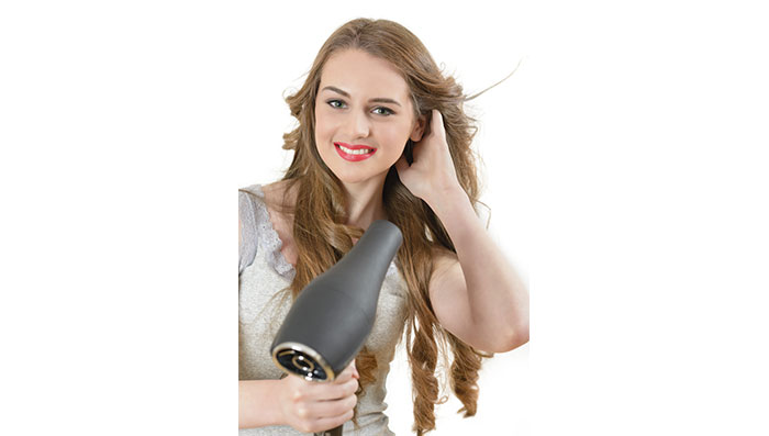 A Perfect Guide To Blow Drying Your Hair