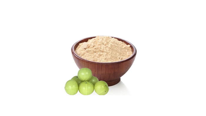 Amla for Long & Strong Hair