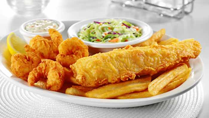 Avoid Fried Foods for Glowing Skin