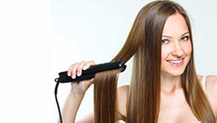 Avoid Hair Styling Tools