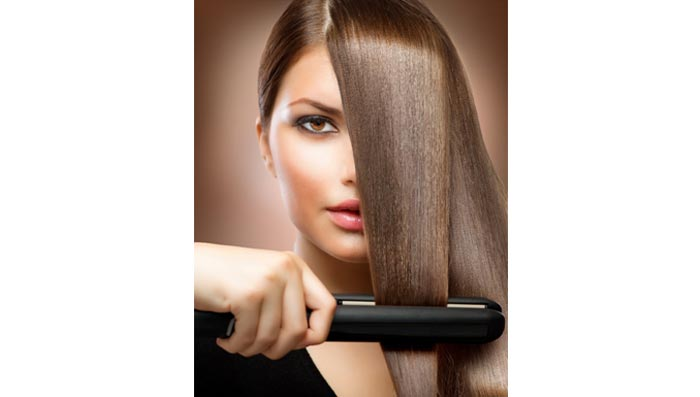 Avoid Hair Styling Products to Prevent Dandruff