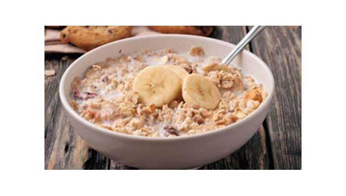 Banana & Oatmeal for Glowing Skin