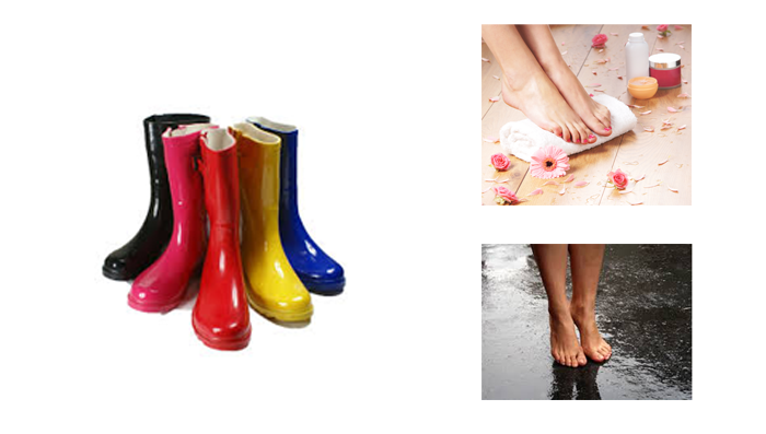 Best Monsoon Foot Care Tips Must Follow