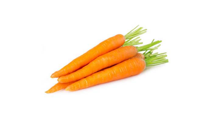 Eat Carrots for Glowing Skin