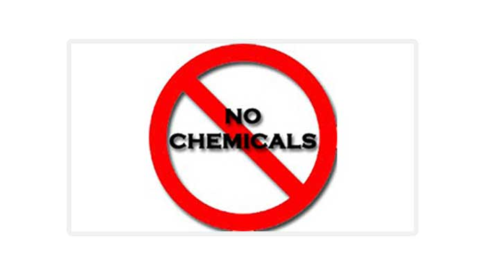 Avoid Harmful Chemical Products