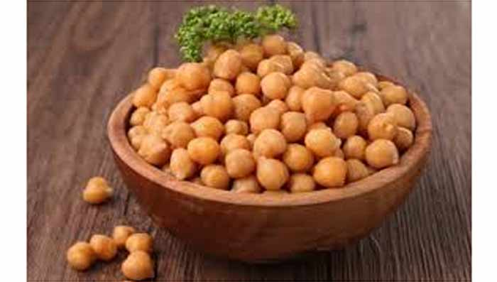 Chickpeas to Prevent Dandruff