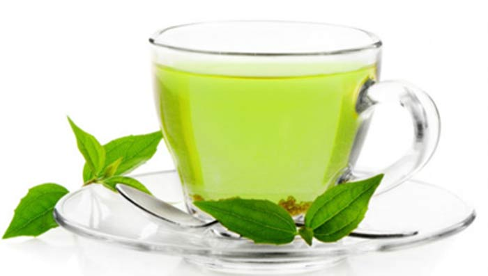 Consume Green Tea for Glowing Skin