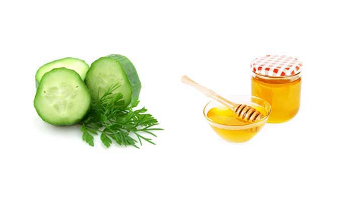 Cucumber & Honey Face Pack