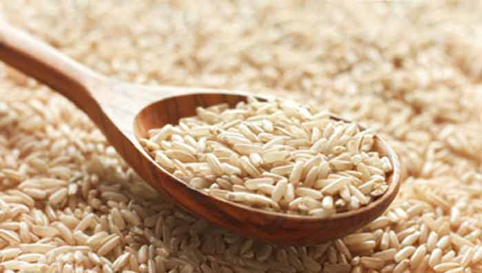 Eat Brown Rice for Glowing Skin