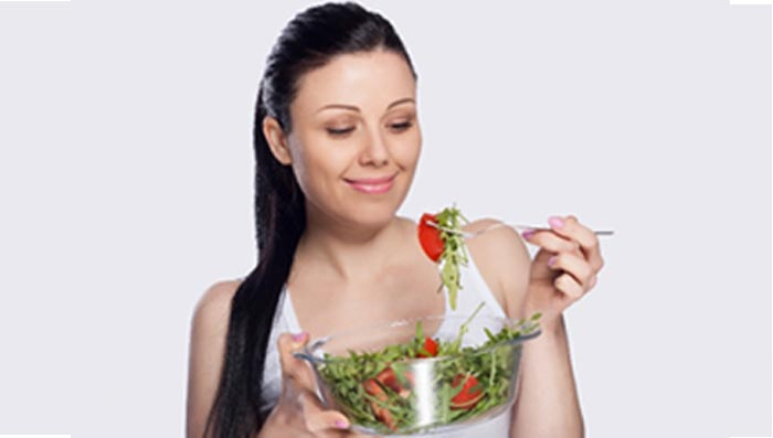 Eat Healthy for Better Hair Growth
