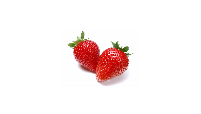Eat Strawberries for Glowing Skin
