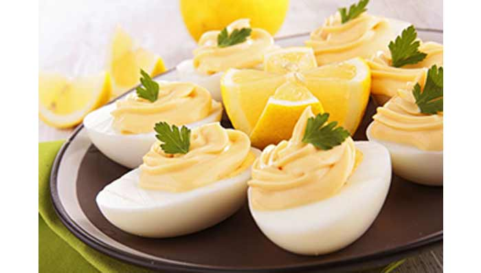 Eggs for Glowing Skin