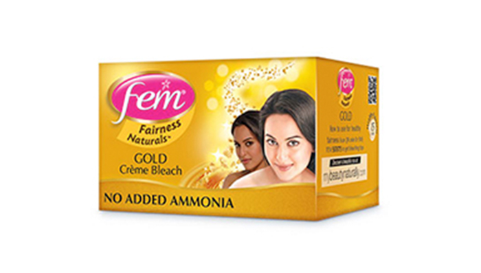 Fem Gold Bleach Review