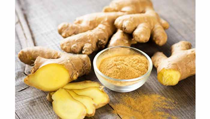 Ginger to Prevent Dandruff