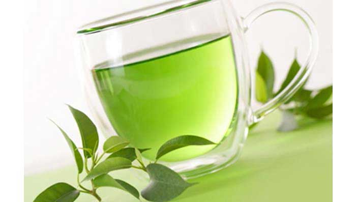 Green Tea & Sugar for Glowing Skin