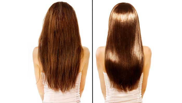 How To Make Hair Thick And Strong From Roots Naturally