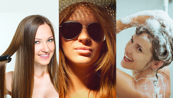 How to prevent hair fall in summer at home